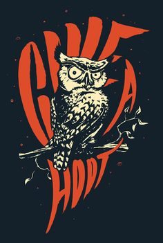 Give A Hoot by Nathan Yoder