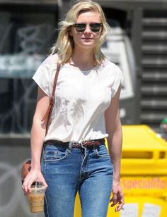 Kirsten Dunst - casually cool