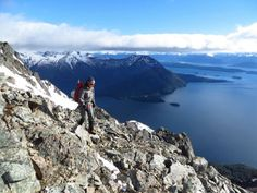Cerro Capilla Climb   Explore & Share - Comunidad de Trekking