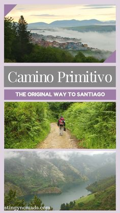 Complete guide to Camino Primitivo, the oldest Camino de Santiago. Itinerary, packing list, tips, budget, route. #caminodesantiago #caminoprimitivo #hiking #spain