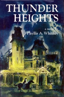 phyllis a whitney gothic novels series | MyRomanceStory Blog: Phyllis A. Whitney, Gothic Writer Supreme