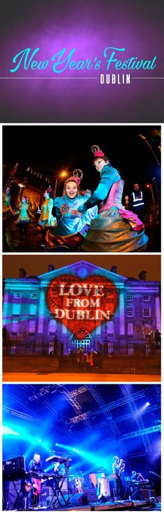 5 reasons Dublin is THE place to celebrate the New Year Republic Of Ireland, The Republic, Flying Dutchman, Dublin City, Kingdom Of Great Britain, Northern Ireland, Live Music, Delicious Food, United Kingdom