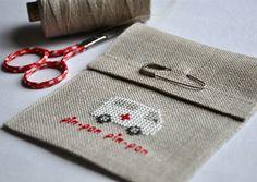 A Pouch for Bandages... by petits détails, via Flickr