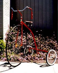 ★ Bicycle Custom Built Trike