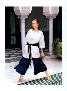 Gioia issue 11 - Marzo 2015 Blusa girocollo #ottodame