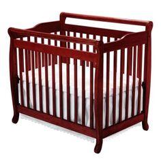 Amazon.com: DaVinci Emily Mini Crib - White: Baby