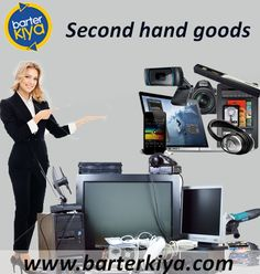 Barterkiya is India's leading classifieds platform which brings willing users who want to exchange items in their possession with something else.