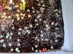 Refrigerator sweet with cookies and Gretel Grated Chocolate – pastry types Blackberry, Cookies, Chocolate, Fruit, Sweet, Desserts, Food, Crack Crackers, Candy