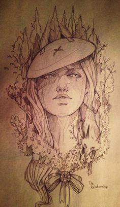 Painting & Co - Chiara Bautista Chiara Bautista, Wolf, Desenho Tattoo, Love Art, Art Inspo, Art Reference, Comic Art, Fantasy Art, Concept Art