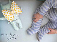 Le Doudou Kim #Youttle #Happyzoé // #babyroom