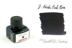 черные чернила, J.Herbin