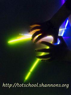 how to make glow sticks glow brighter