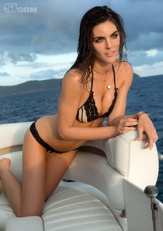 Hilary Rhoda - Sports Illustrated Swimsuit 2011