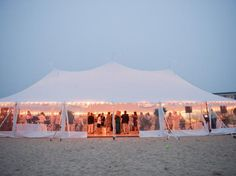 Nantucket Island Events: twilight on the beach