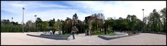 The Forest of the Departed (in Spanish Bosque de los Ausentes) is a memorial monument located at the park of El Retiro in Madrid, Spain, tha...