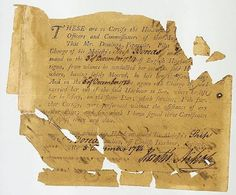 Lot:Horatio Nelson, Currency:£, Auctioneer:Bonhams, Auction:Nelson and the Royal Navy Location:New Bond Street, Jul 2005 Document Sign, Naval History, Bond Street, Napoleonic Wars, Royal Navy, Battle, Vintage World Maps, Lord, Certificate