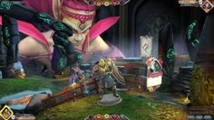 Chronicle RuneScape Legends is a Free-to-play, Strategy Card Multiplayer Game where lives are gambled on the turn of your cards