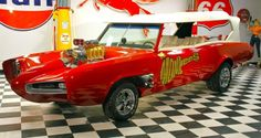 Say what you will about The Monkees, but the guys in the band had great taste in automobiles. Take the Monkeemobile, for example. Built off a 1967 Pontiac GTO Convertible, the custom featured genuinely interesting bodywork and some wild engine bolt-ons. If you're a fan of 1960s pop and yearn to relive the genre's glory days,