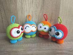 decconstruction - Just another WordPress site Cute Crochet, Crochet Crafts, Crochet Toys, Crochet Projects, Diy Crafts, Pokemon Crochet Pattern, Pikachu Crochet, Crochet Patterns Amigurumi, Mini Amigurumi