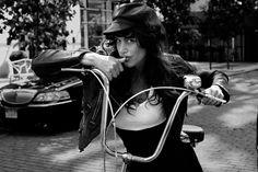 Paz de la Huerta: Easy Rider | Lifestyle Mirror