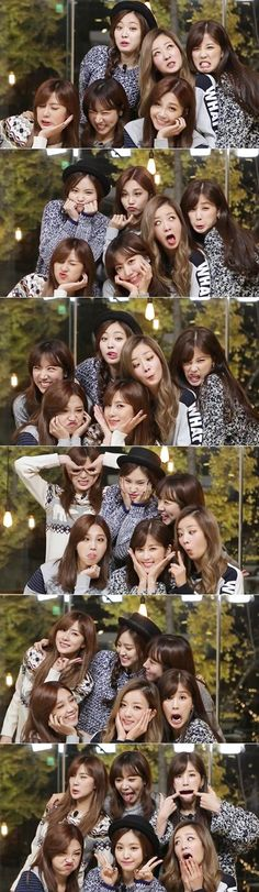 APink version of 'Give The Whole Beauty To A Friend' Play #외모몰아주기... no. bomi. stap. wat. are. you. doiiiing?!