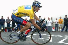 In a tense interview on Irish radio, Lance Armstrong laughs off a question about whether he ever used a motor in his bike