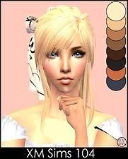 Mod The Sims - Downloads -> Body Shop -> Hair -> Female