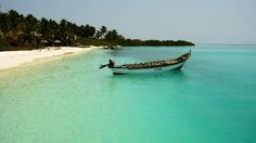 Bangaram Island ... Lakshadweep islands, India