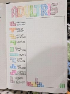 diy cuadernos simple ideas for the Bullet Journal to organize your ambitious goals well . - Entertainment - 37 simple ideas for the Bullet Journal to organize your ambitious goals well - Bullet Journal Simple, Bullet Journal 2019, Bullet Journal Ideas Pages, Bullet Journal Spread, Bullet Journal Inspo, My Journal, Journal Pages, Bullet Journal For School, Bullet Journal Project Planning