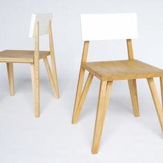 Navillus Woodworks - Franklin Series Chair, available at Morlen Sinoway Atelier