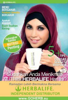 Herbalife Malaysia Ramadhan Video Selamat Menyambut Bulan Ramadan & Selamat Berpuasa! Contact your Herbalife Independent Distributor for the Ramadan PLAN http://www.goherb.eu/
