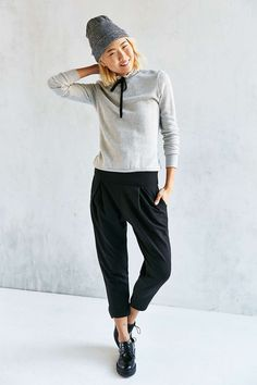 Silence + Noise Emerson Pant - Urban Outfitters