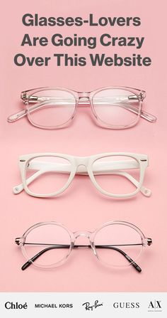 Glasses lover? You're going to love this site. Check out the site that everybody is crazy about!