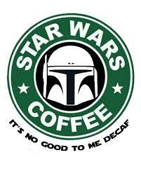 Free Star Wars Printables with a Coffee Theme! Some of This and That - Printable Star Wars - Ideas of Printable Star Wars - 8 Free Star Wars Printables with a Coffee Theme! Arte Starbucks, Disney Starbucks, Starbucks Logo, Star Wars Mugs, Printable Star, Star Wars Prints, Star Wars Christmas, Coffee Theme, Coffee Logo