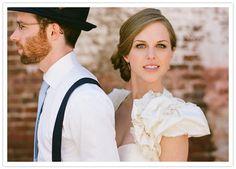 Atlanta railroad station wedding: Anne + Mike   Real Weddings   100 Layer Cake 100layercake.com
