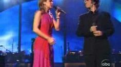 If only they could sing this at my wedding!!!   celine dion ft. josh groban, the prayer, via YouTube.