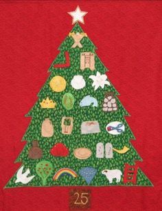 """The Jesse Tree  Join other families this Advent in preparing for Christmas. Lead your children through daily  scripture readings, the crafting of  simple symbolic ornaments, and the decorating of a """"Jesse Tree."""" To learn more, contact Courtney Landry at courtney.landry@gmail.com"""