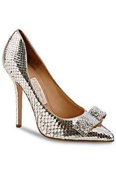 OOOK - Salvatore Ferragamo - Women's Accessories 2012 Spring-Summer - LOOK 21 | Lookovore