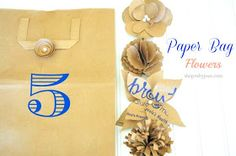 The Cottage Market: 25 Brown Bag Crafts Create and Recycle