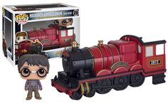 Harry Potter POP! Vinyl Figure - Harry Potter & Hogwarts Express Engine @Archonia_US