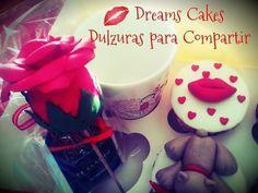 Opcion 1 El Box contiene: Taza y cucharita de porcelana 4 Cupcakes decorados rellenos con dulce de leche o de frambuesa  Rosa con centro de Bon o Bon  Té y café #sanvalentin #desayuno #romantico #Cupcakes #teamo