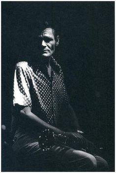 Chet Baker was an American jazz trumpeter, flugelhornist and vocalist.