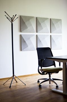 Modern Sound Absorbing Panels | modern design by moderndesign.org