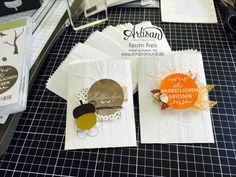 Herbstliche Verpackungen � Stampin� Up! Artisan BlogHop