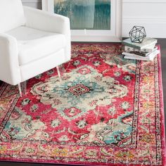 You'll love the Sloane Pink Area Rug at Joss & Main - With Great Deals on all products and Free Shipping on most stuff, even the big stuff.