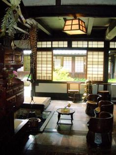 Kawai Kanjiro's House, Kyoto, Japan Japanese Buildings, Japanese Architecture, Interior Architecture, Pavilion Architecture, Sustainable Architecture, Residential Architecture, Contemporary Architecture, Japanese Style House, Traditional Japanese House