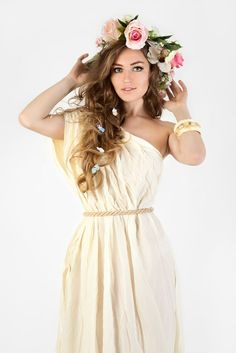 Image result for greek goddess costume