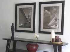 Beautiful Black-and-White Frame Designs : Page 05 : Decorating : Home & Garden Television