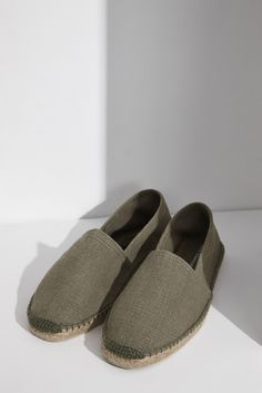 Espadrilles Men, Summer Shoes, Men's Shoes, Menswear, Footwear, Mens Fashion, Boots, Sneakers, Green