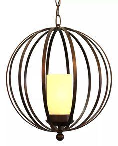 (1) Lámpara Colgante En Hierro Con Vela De Resina Fabricantes!! - $ 3.663,28 en Mercado Libre